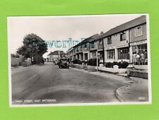 High Street Shop East Wittering Nr Chichester unused RP pc Salmon Ref B824