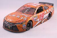 2015 Carl Edwards #19 Darlington Win Custom NASCAR Diecast 1/24