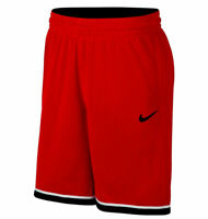 Nike Dry Classic Red Men's Basketball Shorts Sport AQ5600-657 Multiple Sizes
