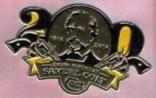 COLT FIREARMS 2014 SAMUEL COLT 200TH. BIRTHDAY PIN  NEW  CONDITION