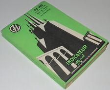 CFL-Kursbuch Luxemburg Sommer 1970 - Indicateur officiel  ete 1970
