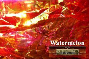 M00183 MOREZMORE Angelina Fantasy Film WATERMELON PINK Heat Bondable 10'