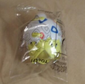 "2000 Kellogg's ~ Nintendo ~ Pokemon Battle Tops ""Togepi"" New Sealed Package"