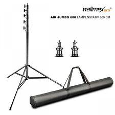 Walimex Pro AIR Jumbo 600 Lampenstativ 600 cm