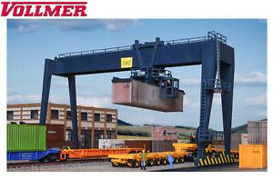 Vollmer H0 45624 Containerkran - NEU + OVP