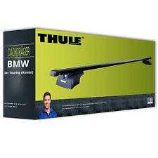 Thule SquareBar - Dachträger - Stahl - BMW 3er Touring (Kombi) Typ E91 NEU kpl.