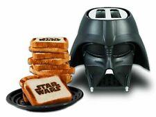 Disney Star Wars Darth Vader Toaster Helmet kitchen Pangea 2-slice New Open Box