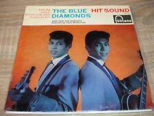 "EP THE BLUE DIAMONDS "" JEALOUSY / LITTLE SHIP """