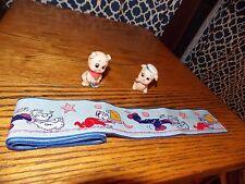 Japan Pig Figurines Sailor + Popeye Trim Vintage