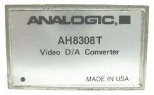 Integrato AH8308T, convertitore video D/A, 8 bit video composito, 24 pin, DIL