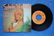 SYLVIE VARTAN / SP RCA VICTOR 42.117 / Verso 1 - Label 1 / 1976 ( F )