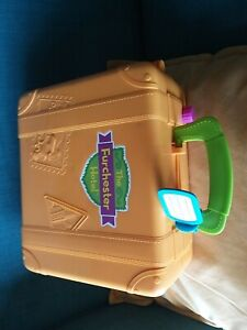 CBEEBEES FULCHESTER HOTEL SESAME STREET PLAYSET WITH FIGURES VGC