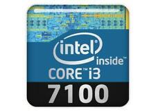 Intel® Core™ i3-7100 Processor, 3.90 GHz, LGA 1151,Kaby Lake. Desktop *CPU Only*