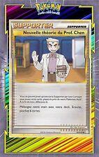Nouvelle Théorie du Prof. Chen - HS01 - 101/123 - Carte Pokemon Neuve Française