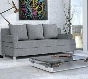 Schlafsofa Dover mit Schlaffunktion Couchgarnitur Sofagarnitur Sofa Couch M24