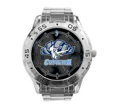 North Carolina Tar Heels NCAA Stainless Steel Analogue Men's Watch Gift