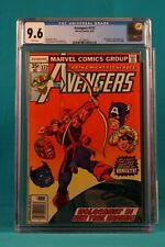 MARVEL COMICS CGC 9.6 THE AVENGERS #172 WHITE PAGES 6/78 - VINTAGE