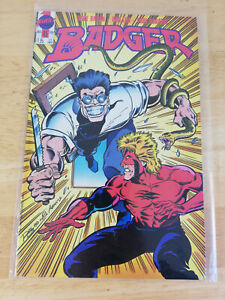 Badger  # 45. March 1989, Used. First Comics Comic Book