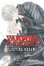 Fleeting Dreams Hino  Matsuri 9781421577289