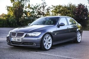 BMW 330i  E90 manual 61K miles FSH N52 engine great condition