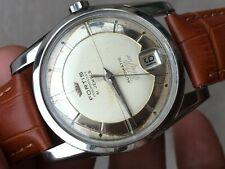 Fortis Eden roc Chronometer 41 Jewels Auto Men Rare Vtg Watch CAL 394 collectabl