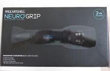 Unisex Paul Mitchell Neuro Grip Black 1875w Ergonomic Hair Dryer