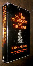 1970 SACRED AMANITA MUSHROOM ORIGIN OF CHRISTIANITY PSYCHEDELIC FERTILITY CULTS