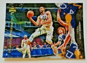 Rudy Gobert 2020-21 Court Kings Basketball Point in the Paint Base