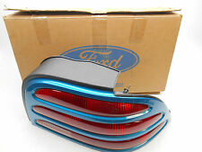 NOS New OEM Ford Mustang GT Cobra Right Taillight Tail Light Lamp Teal Paint