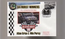 BATHURST WINNERS COV, 1990 GRICE & PERCY VL COMMODORE