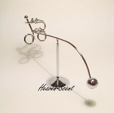 Executive Toy Cyclist Balance Birthday & Fathers Day Gift Ideas for Her & Him