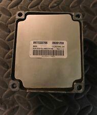 Calculateur moteur OPEL CORSA 1.7 8972333706 09391259 DELPHI ISUZU