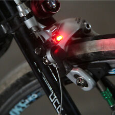 Bike Brake Light Mount Tail Rear Bicycle Cycling LED Safety Warning Lamp Clip