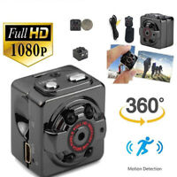 SQ8 Mini 1080P HD SPYcam Camera Motion Detection Video Recorder Night Vision Cam