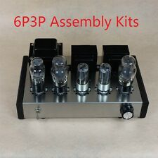 HIFI 6P3P 6N8P tube Single-Ended  Class A Home Audio Tube Amplifier DIY Kits