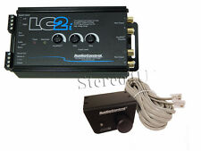 AudioControl LC2i 2-Channel Line Output Converter + ACR-1 Remote control New
