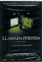 Llamada perdida (One Missed Call) (DVD Nuevo)