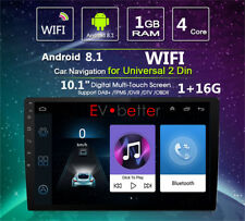 """10.1"""" MP5 Player Android 8.1 Quad Core 2 Din Car Stereo Radio GPS Wifi Touch 16G"""