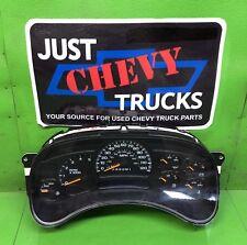 06 07 Chevy Silverado GMC Sierra 2500 Speedometer Instrument Gauge Cluster 257K