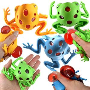 Quetschball Frosch Squeezefrosch Knautschball Squishy Squeezeball Antistressball