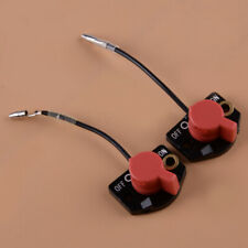 Decor 2x On-Off Engine Stop Switch Fit for Robin Subaru EX13 EX17 EX21 EX27 EX30