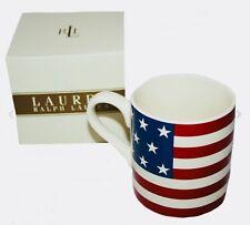 Ralph Lauren Taza de la bandera EE. UU. Flag Hampton Crema nuevas Navidad