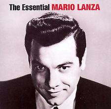 The Essential Mario Lanza by Mario Lanza (Actor/Singer) (CD, Apr-2007, 2 Discs, RCA Victor Red Seal)