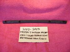 2002-2003 MAZDA 5 WAGON FACTORY OEM THIRD REAR BRAKE LIGHT RETAINER FREE SHIPPIN