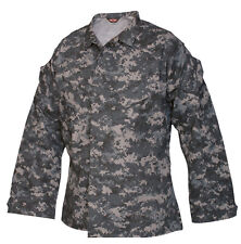 Urban Digital Camo BDU Uniform Mil-Spec Jacket by TRU SPEC 1931 - FREE SHIP