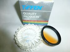 TIFFEN 46mm COLOR GRAD SUNRISE Filter old stock NEW 46