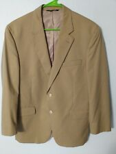 Jos A Banks Blazer Sports Coat Size 43R Exc