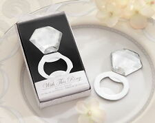 Creative Crystal Diamond Bottle Opener Bridal Shower Wedding Party Favor Gift