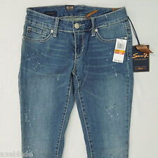 SEVEN Women's Skinny Jeans, Distressed size 26 (NEW)