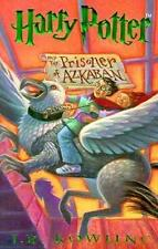 Harry Potter and The Prisoner of Azkaban Book 3 J K Rowling Mary Grandpré
